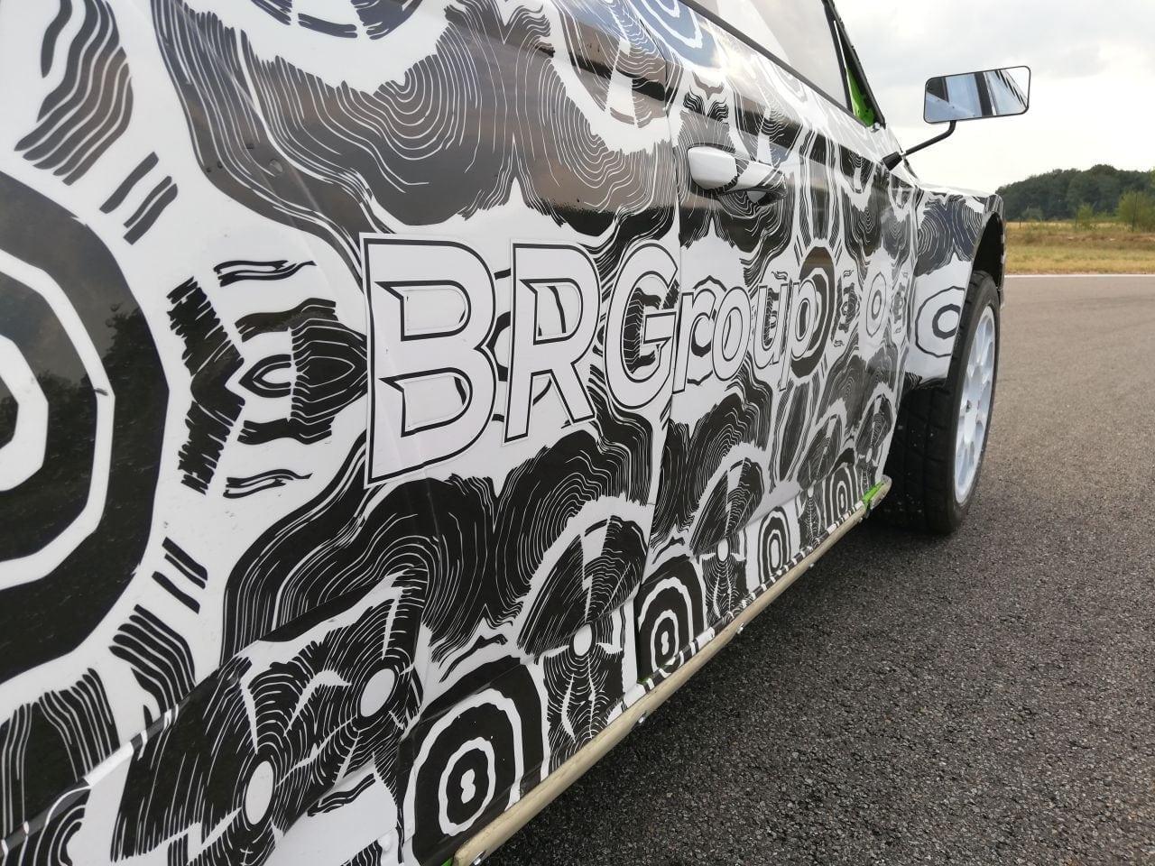 """Tests of new """"ESmotorsport"""" team supercar started"""