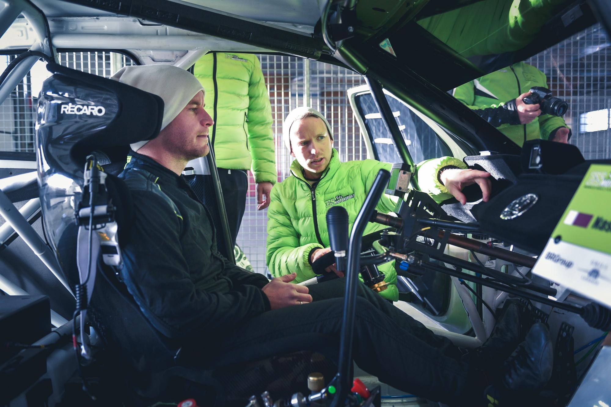 """""""ESmotorsport-BRGroup"""" komanda domisi pasaulinio lygio autosporto žvaigždės"""