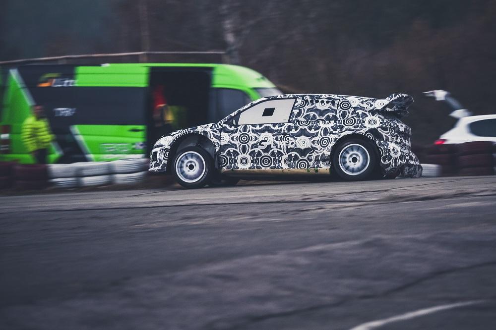 ESmotorsport-BRGroup offers half million for the good result in WRX